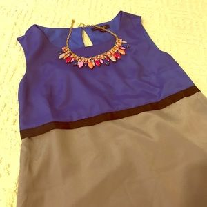 Banana Republic sleeveless dress size 6
